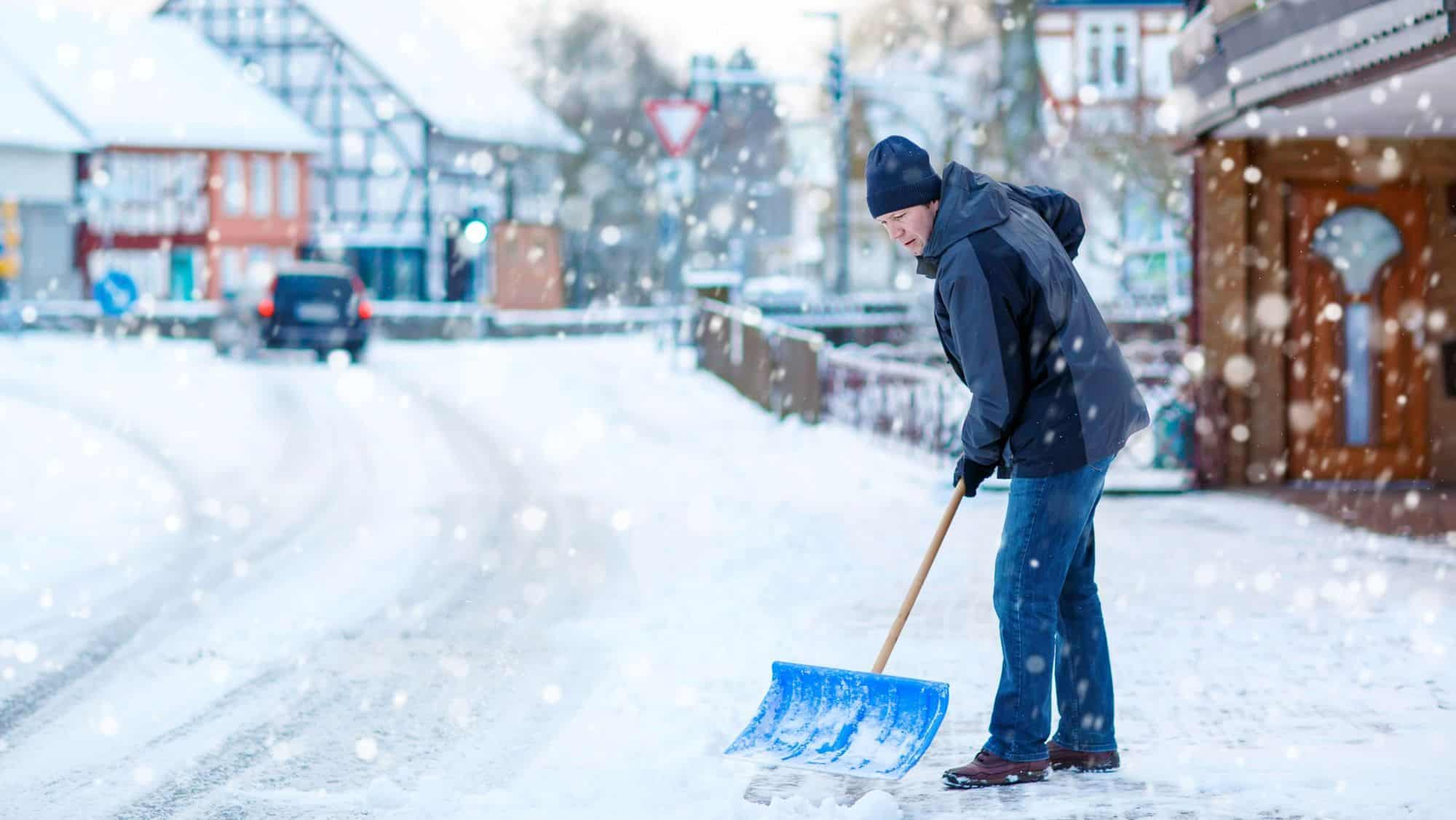 At What Age Should You Stop Shoveling Snow?