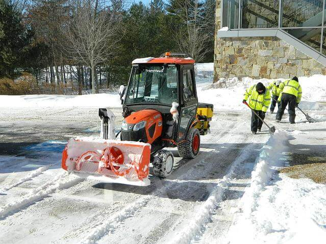 Top 10 Best Boston snow removal services
