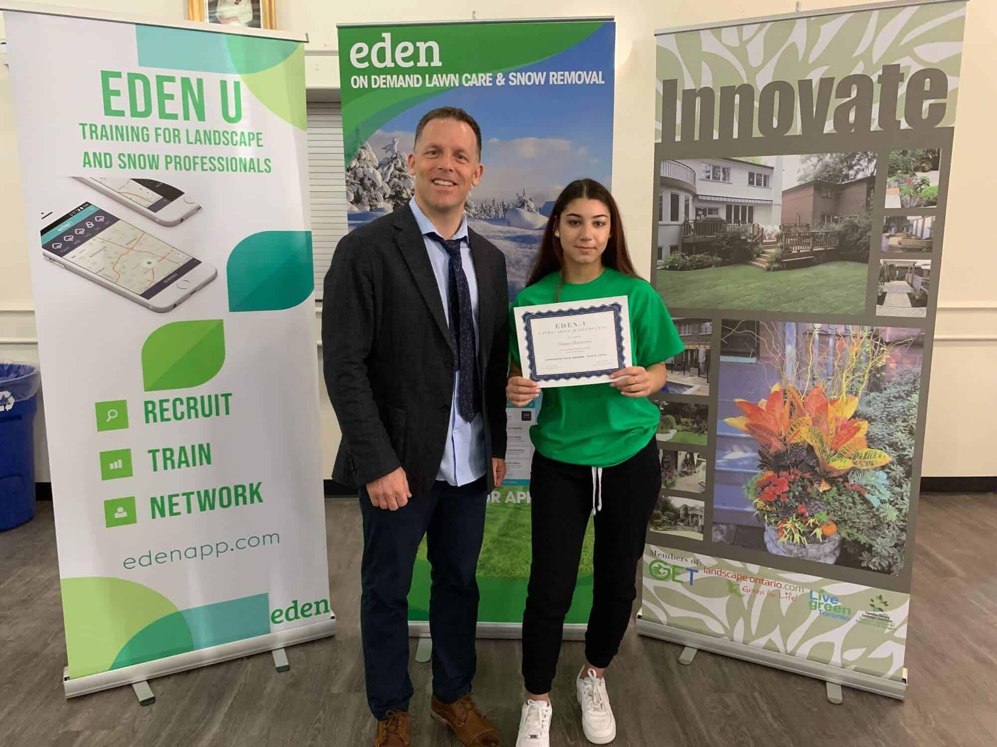 Eden U Master Class – Toronto