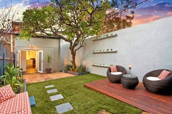 Close Quarters: How To Maximize A Small Backyard