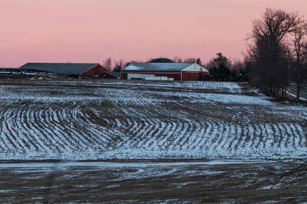 Canadians Laugh As Farmer's Almanac Predicts Volatile Winter