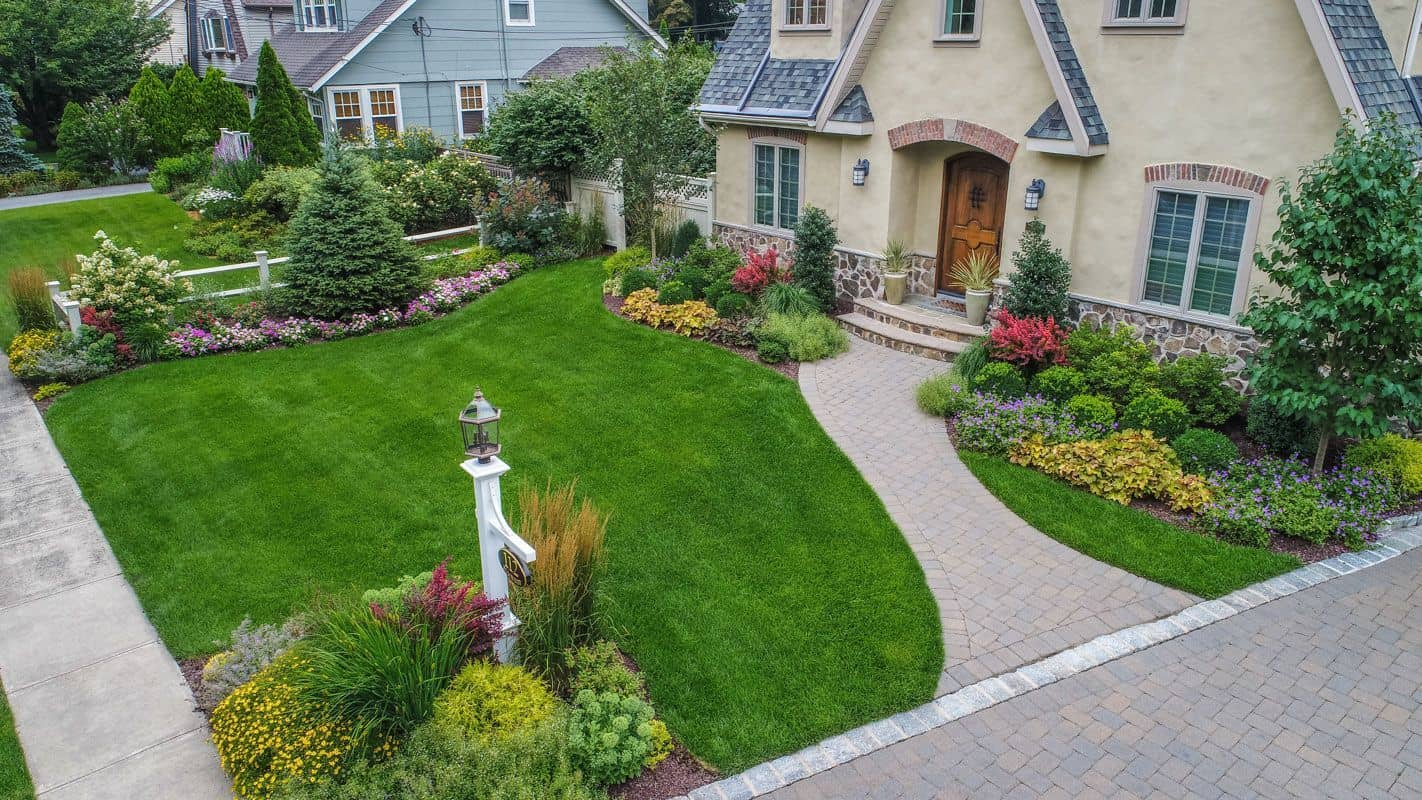 Landscape Design For The Front Yard