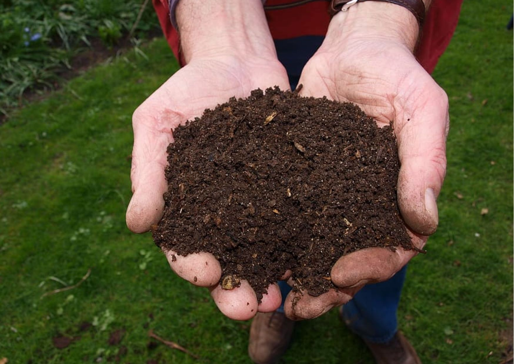 When is compost finished?